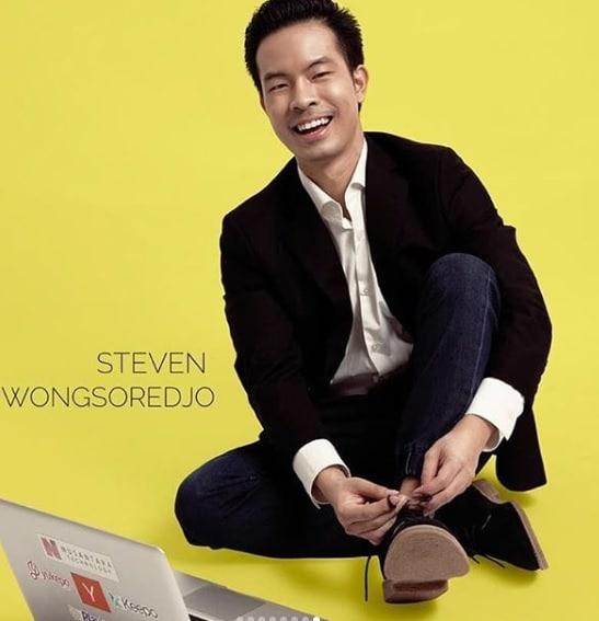 Steven Wongsoredjo - Nusantara Technology -Forbes