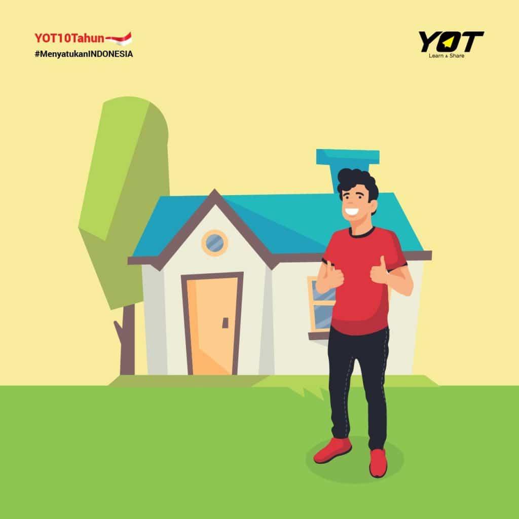 Punya Rumah Di Usia Muda Bisa! Ini Tipsnya Buat Kamu Generasi Millennials