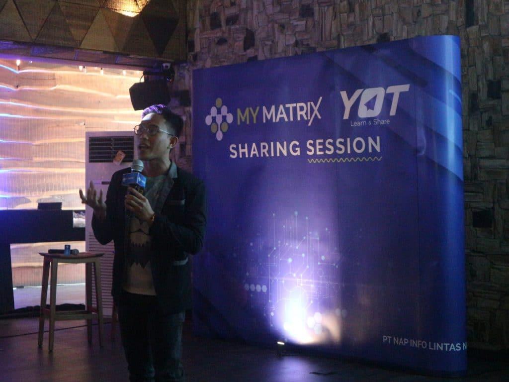 My Matrix x YOT