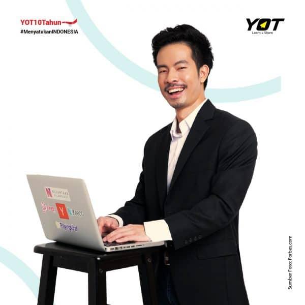 Steven Wongsoredjo: Anak Muda adalah Masa Depan di Bidang Teknologi Informasi