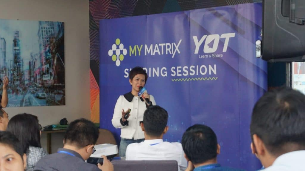 My Matrix x Young On Top: Leadership, Precision & Performance