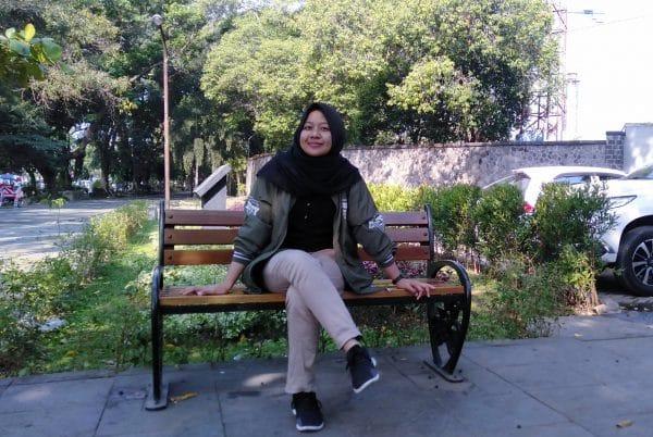 Bunga Asih Pratiwi, Vice President YOT Solo Batch 5