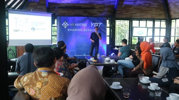 My Matrix x Young On Top: Harnessing the Power of IoT to Develop Smart Technology