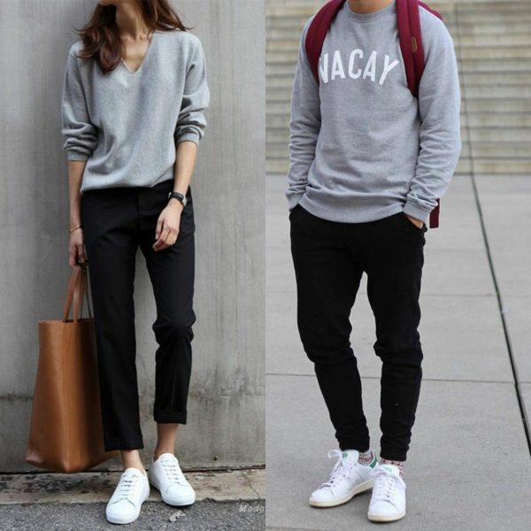 Inspirasi Outfit Kece Buat ke Kampus!