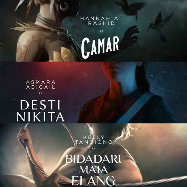 Dimulai dari Gundala, Inilah Daftar Film dan Pemeran Jagat Sinema Bumilangit Jilid 1