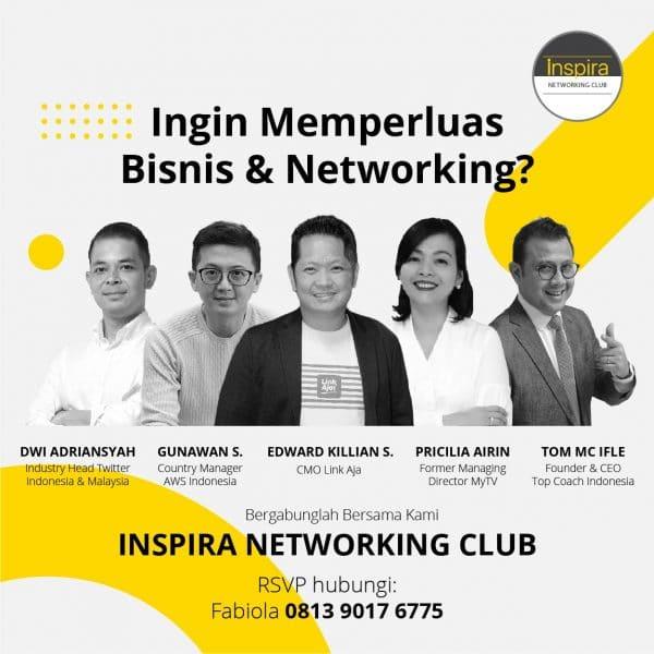 Inspira Networking Club
