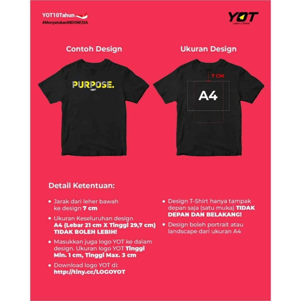 T-Shirt Bar x Young On Top Oktober