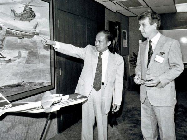 Warisan Ilmu B.J. Habibie dan Deretan Prestasi di Bidang Teknologi