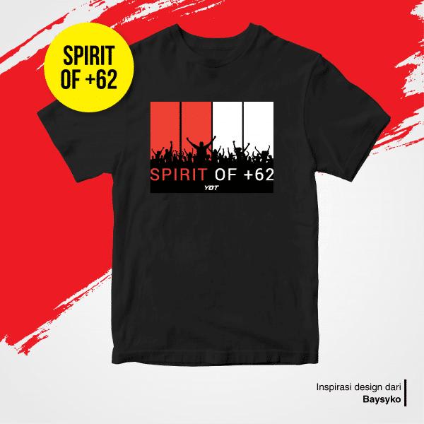 Spirit of +62
