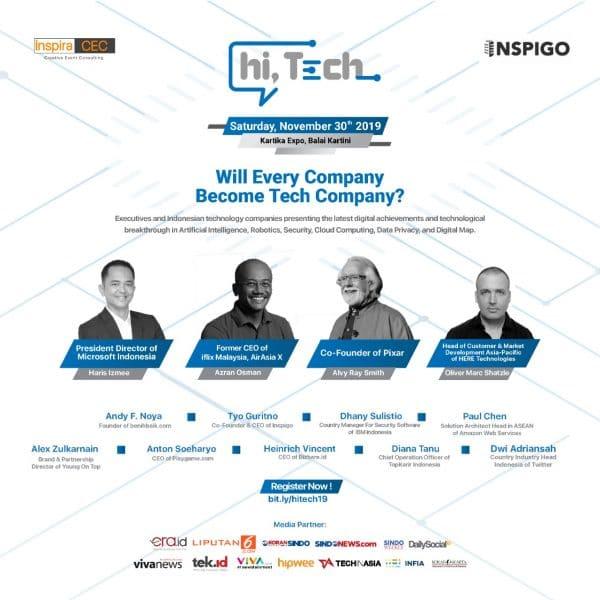 Hi, Tech Conference 2019