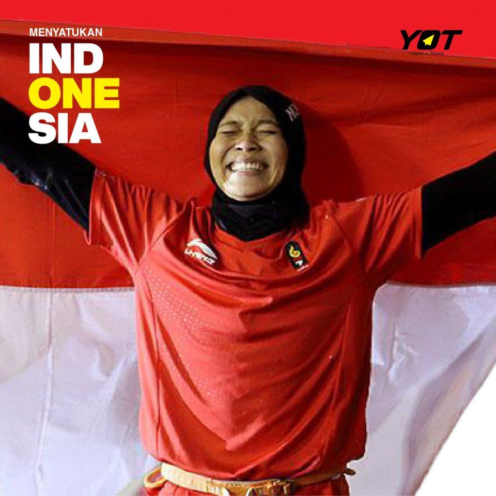 Yuk Kenalan Sama Aries Susanti, Spiderwoman-nya Indonesia!