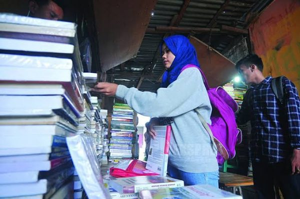 Rekomendasi Tempat Beli Buku Bekas di Berbagai Kota di Indonesia
