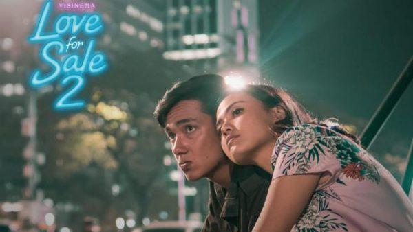 Rekomendasi Film yang Wajib Kamu Tonton di Bioskop Minggu Ini! - Love for Sale 2