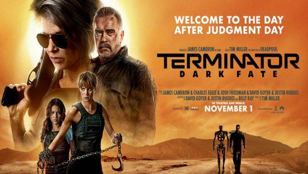Rekomendasi Film yang Wajib Kamu Tonton di Bioskop Minggu Ini! - Terminator: Dark Fate
