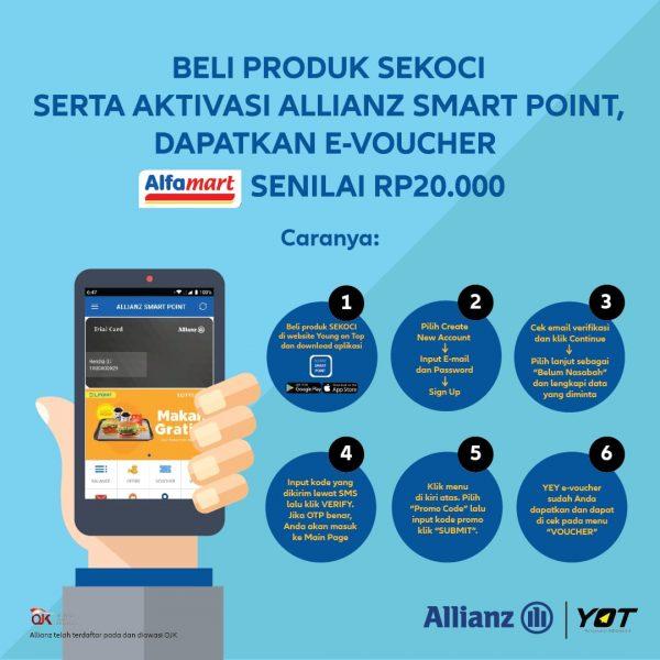 Allianz Sekoci - Young On Top