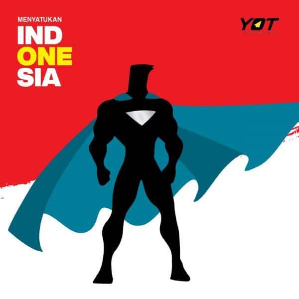 Gak Harus Punya Kekuatan Super, Ini Pahlawan Versi Gue!