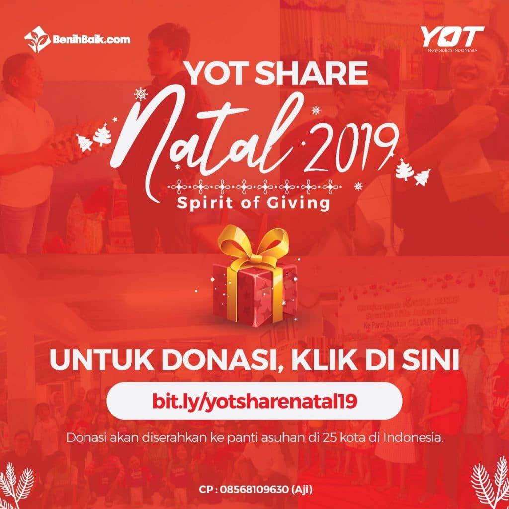 YOT SHARE NATAL 2019