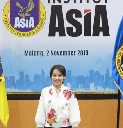 Kenalan Sama Risa Santoso Rektor Termuda yang Gak Wajibkan Skripsi