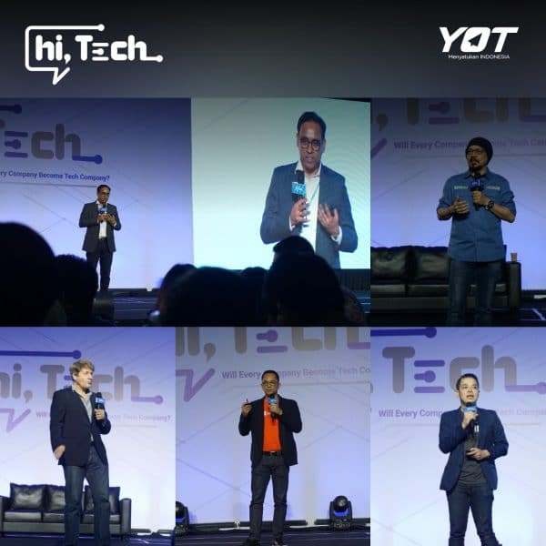 Siap Menghadapi Perkembangan Teknologi di Hi,Tech Conference 2019!
