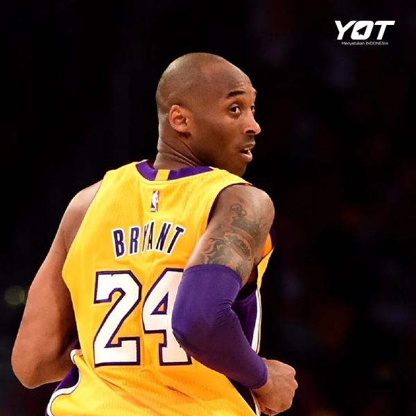 Mamba Mentality, Prinsip Hidup Sukses ala Kobe Bryant