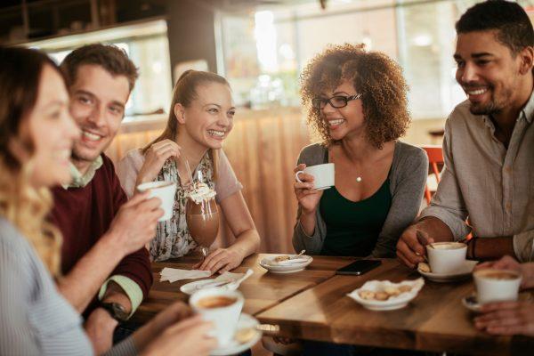 Kegiatan di bawah 50 Ribu Buat Isi Akhir Pekan Bareng Teman-teman - ngopi