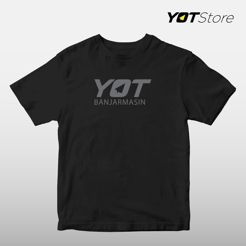 T-Shirt YOT KOTA - Banjarmasin