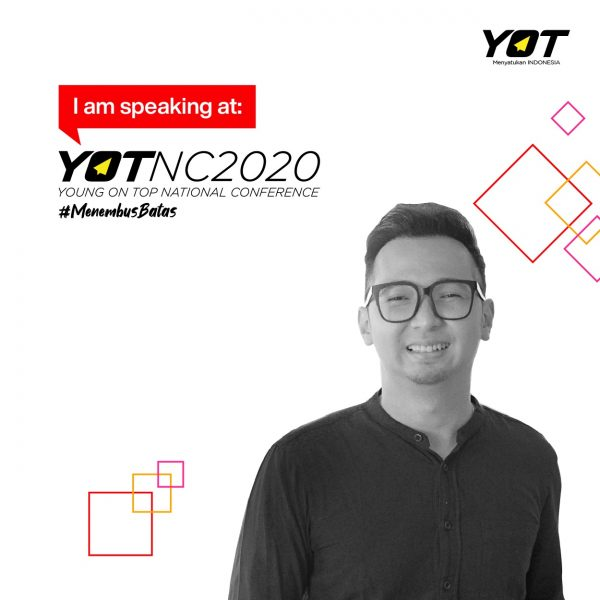 Edho Zell: Dari Warnet Sampe Bisa Dikenal Internet - Young On Top - YOTNC 2020