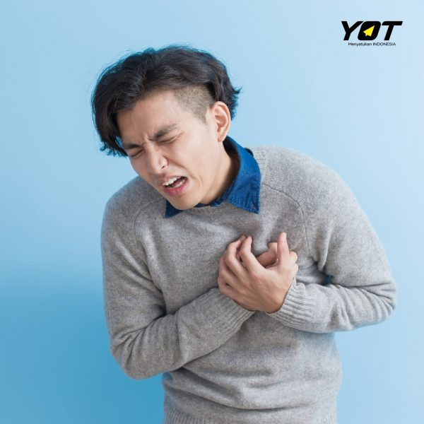 Waspada Usia Muda & Rajin Olahraga Juga Rentan Serangan Jantung