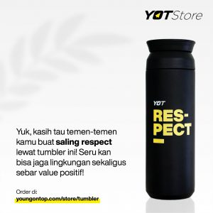 New Tumbler Young On Top YOT Store Respect