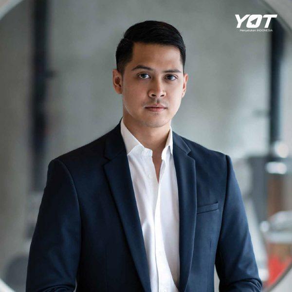 Fauzan Gani dan Visi Olahraga Tanpa Ribet Bareng DOOgether YOTNC 2020 young on top national conference