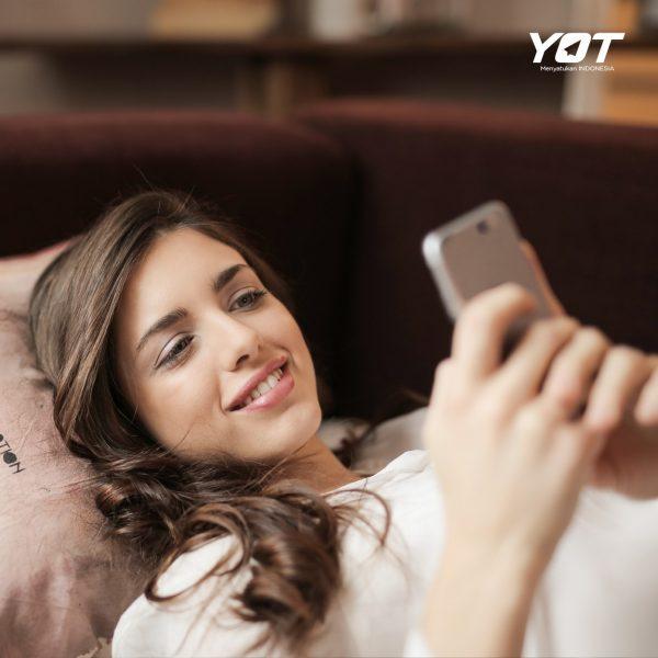 Peluang Bisnis disaat Stay at Home, Bisa Cuan Sambil Rebahan! dropshipaja.com young on top