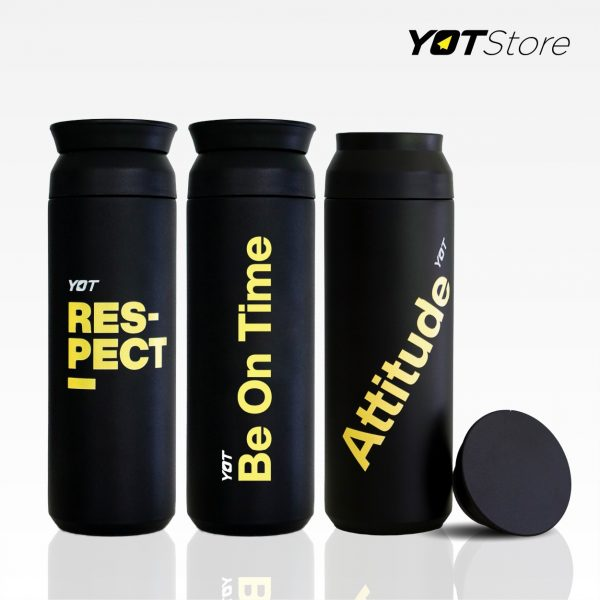 Tumbler Young On Top YOT Store laminasi doff
