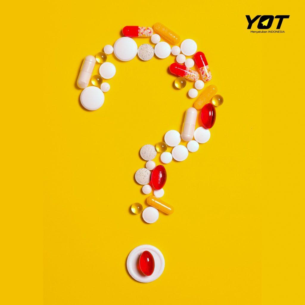 Antibiotik Bisa Cegah Covid-19? Mitos atau Fakta?