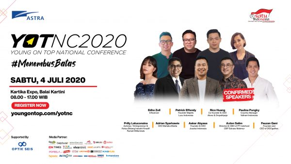 Young On Top National Conference YOTNC 2020