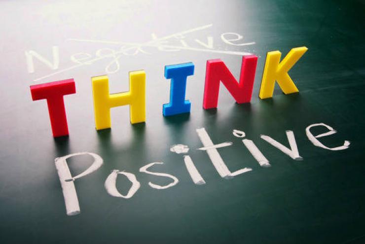 Selalu Berpikir Positif