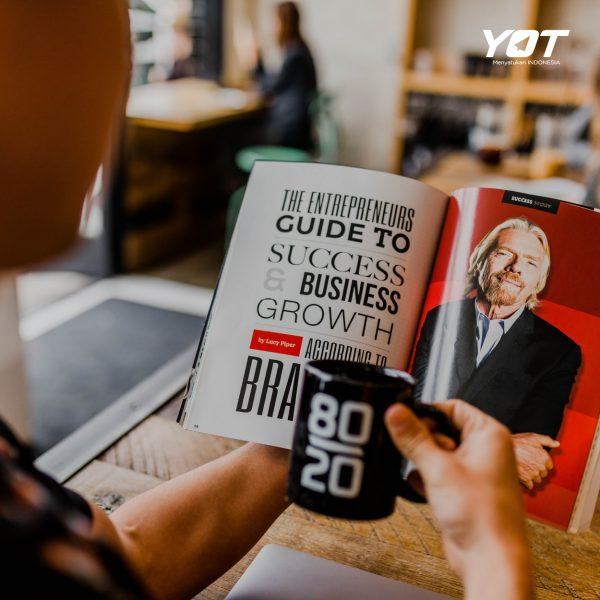 Jadi Entrepreneur yang Adaptif, Kunci Bisnis Tetap Berjalan saat Pandemi young on top inspira webinar rico huang
