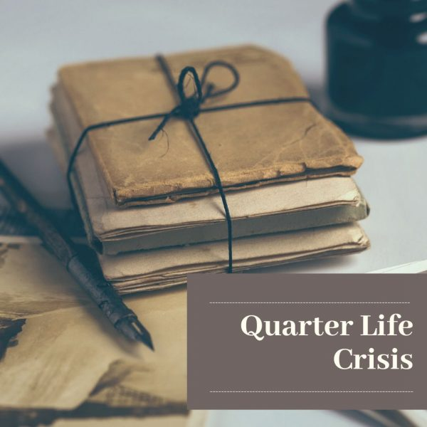 Quarter Life Crisis young on top