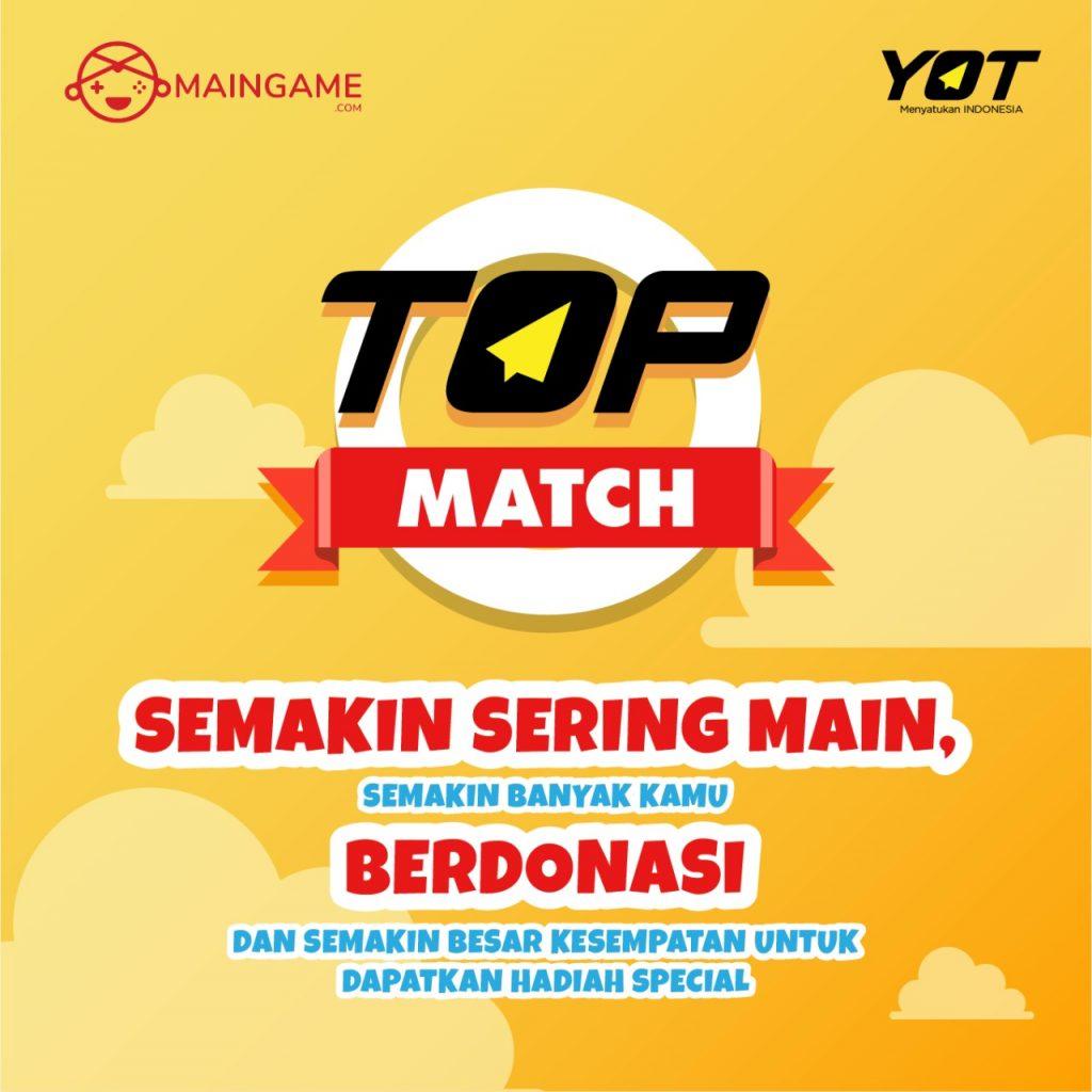 Top Match Periode 3