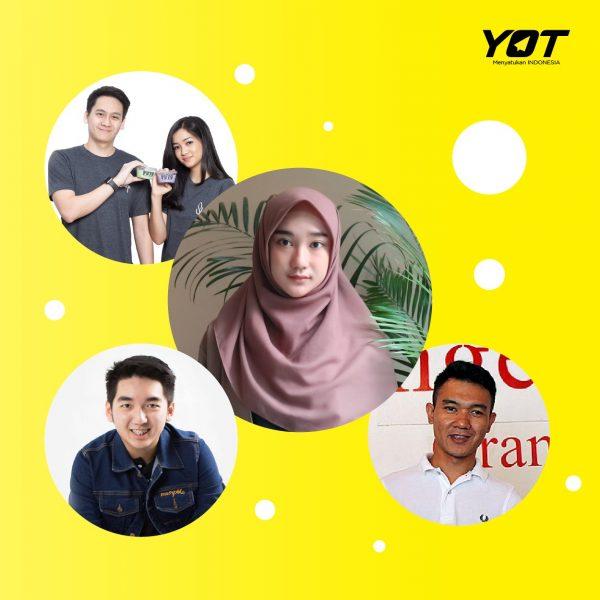 5 Entrepreneur Sukses yang Berani Buka Usaha di Usia Muda young on top