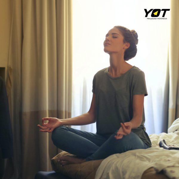 5 Manfaat Meditasi saat Pandemi, Bisa Bantu Lawan Penyakit Lho