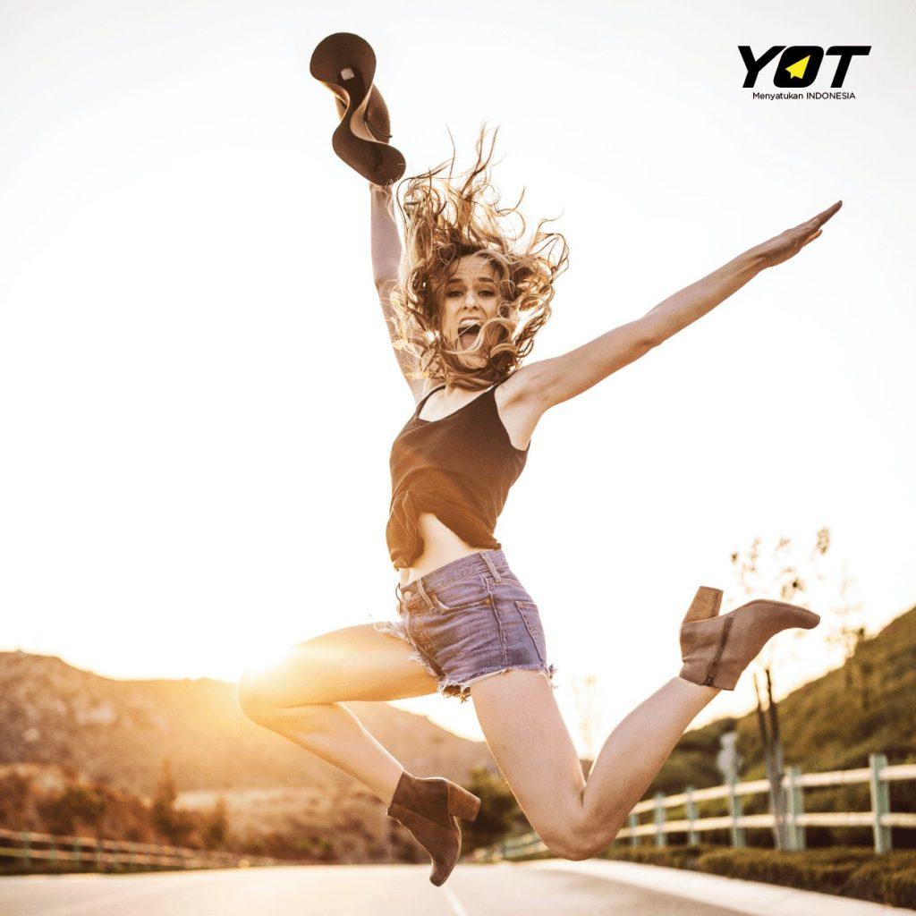 Life Must Go On! Ini 3 Cara Bangkit dari Keterpurukan young on top