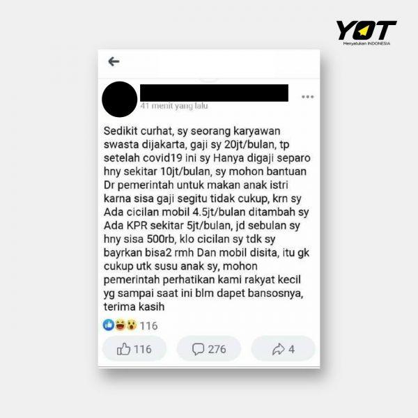 Viral Gaji 20 juta Masih 'Kurang', Salah Gaji atau Orangnya Nih young on top (2)