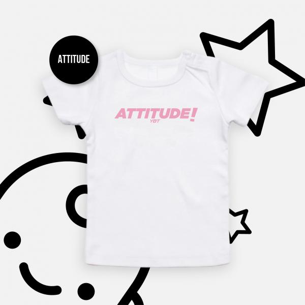 Cute T-Shirt - Attitude