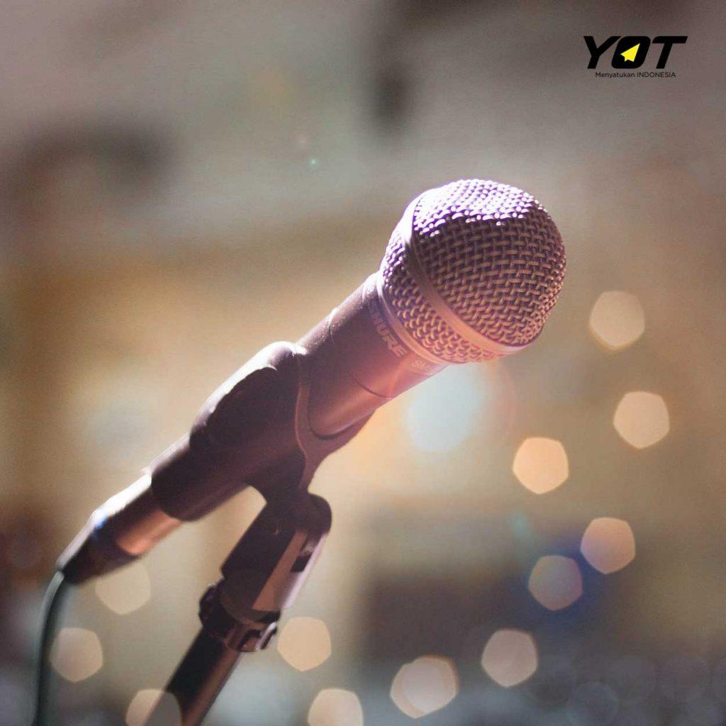 3 stand up comedian dengan perjalanan karir yang inspiratif