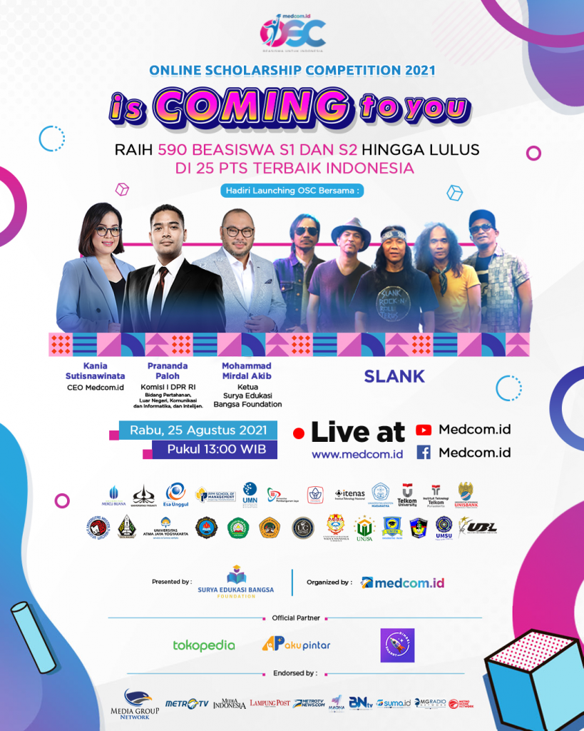 poster launching