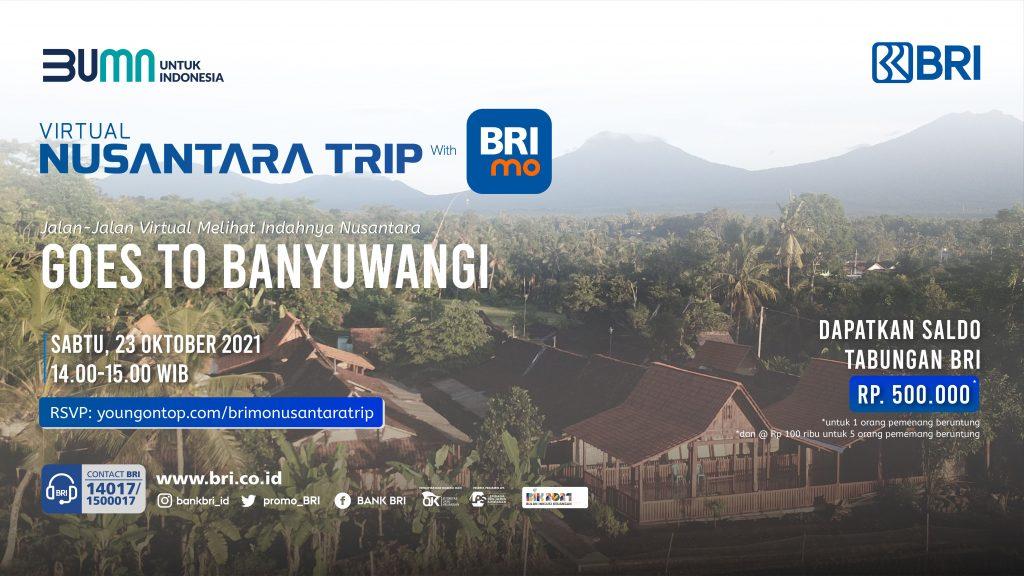 brimo virtualtrip banyuwangi